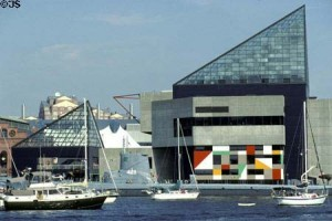 The National Aquarium of Baltimore