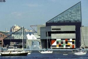 The National Aquarium of Baltimore