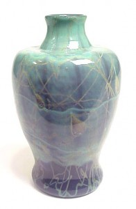 Steuben Tyrian vase (not the one from the story)
