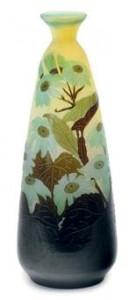 Galle vase, Christie's lot 270