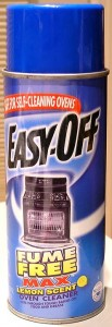 Easy-Off Fume Free