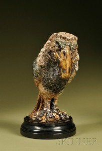 A fine Martin Brother bird, Skinner lot #151