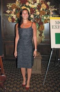 Allison Kohler, the owner of JMK Shows