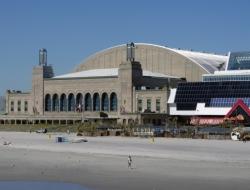 The original Atlantic City Convention Hall