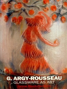 G. Argy-Rousseau book cover by Janine Bloch-Dermant