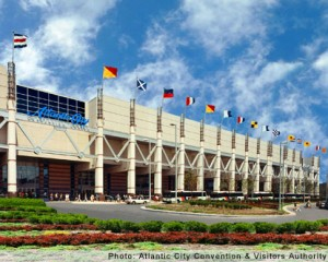 The new Atlantic City Convention Center