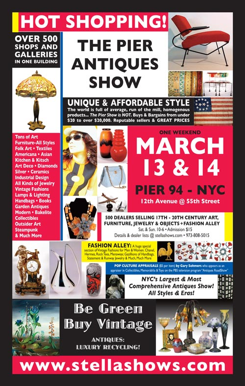 The NYC Pier Show, March 13-14, 2010