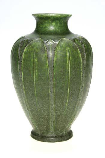 Fine 8½ inch Grueby vase