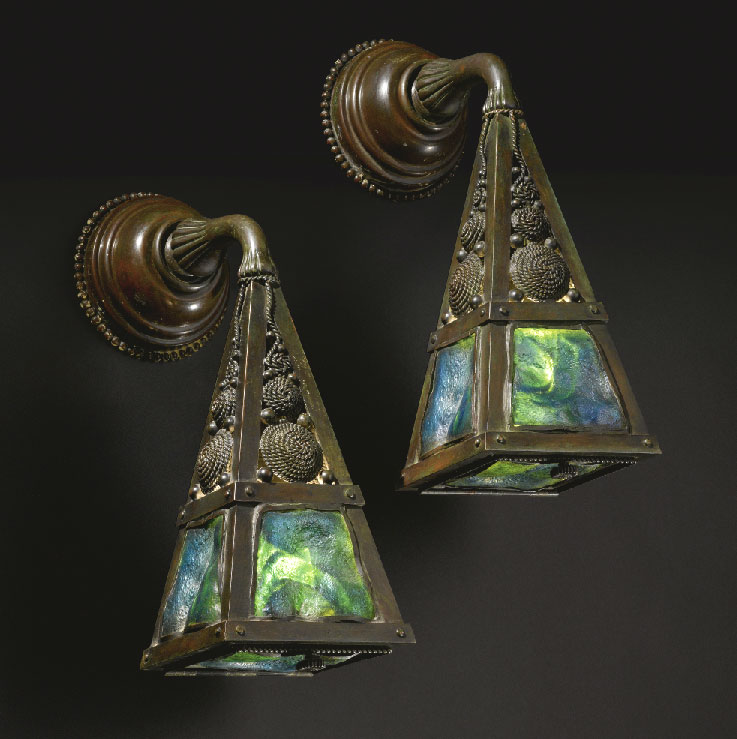 Wall Sconces Tiffany Style : Wall Sconces Tiffany Style Home Decoration Club
