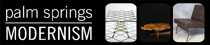 The Palm Springs Modernism Show will run from February 16-18, 2013