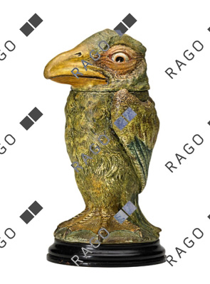 Martin Bros. bird, Rago lot #125