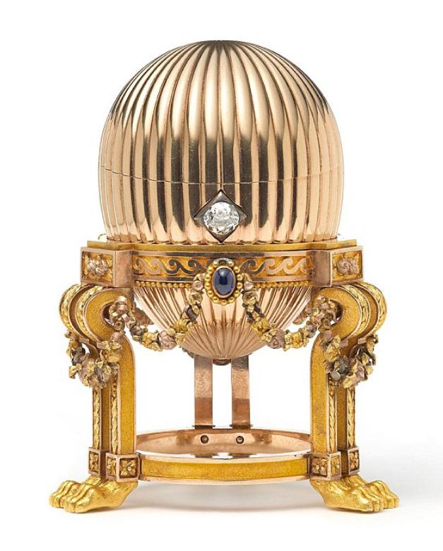 Fabergé Third Imperial Egg
