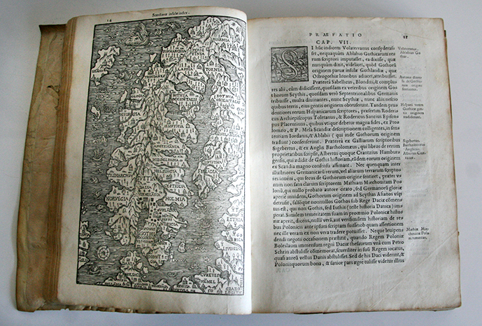 Historia de omnibus gothorum sueonumque regibus (History of all Kings of Goths and Swedes) is an important (and inventive) Renaissance work on the history of Sweden, written by Johannes Magnus, the last Catholic archbishop of Sweden, published in 1554.