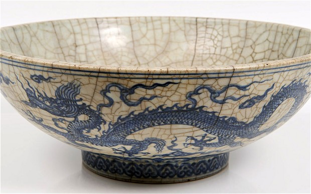 15th century Imperial Ming dynasty bowl