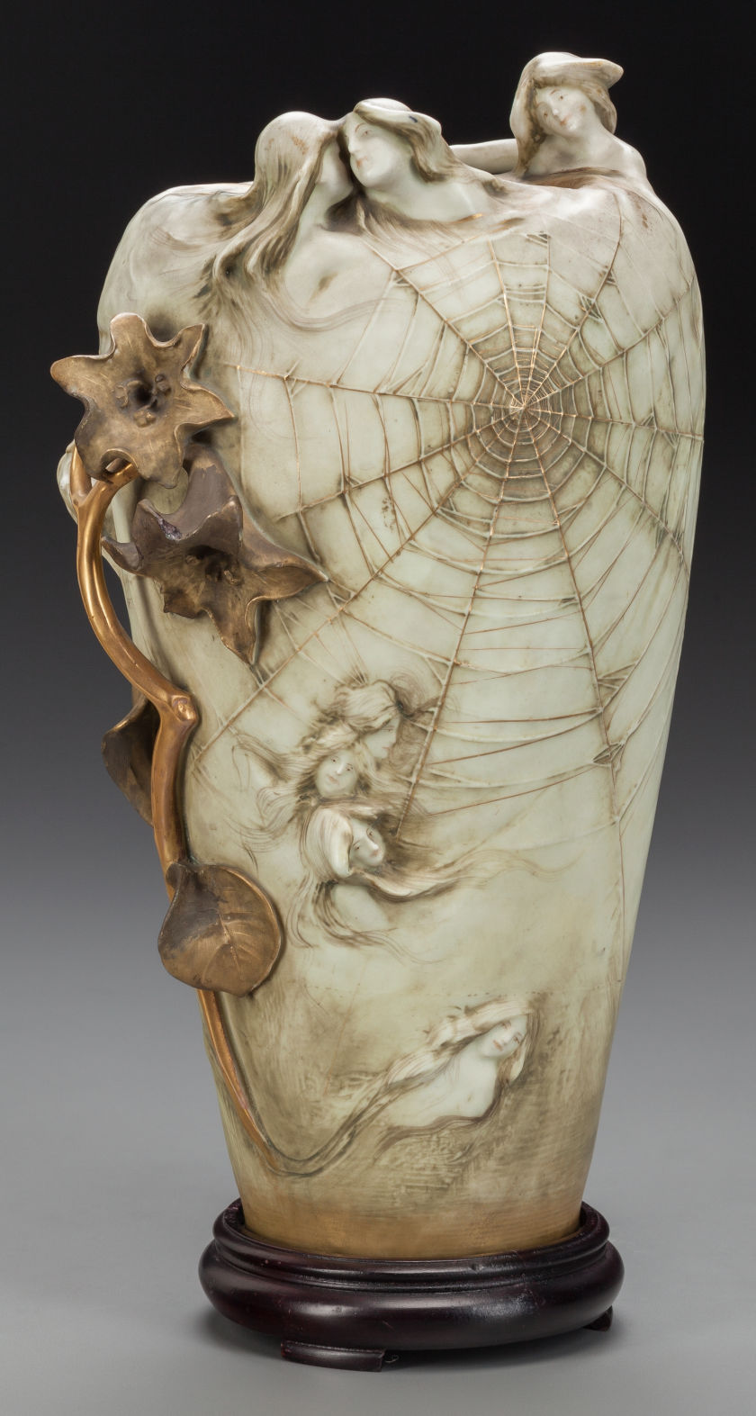 We'll have this great Amphora vase at the show