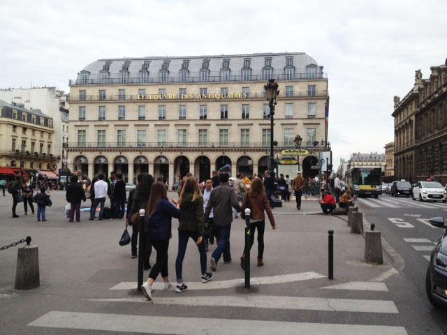The Louvre des Antiquaires