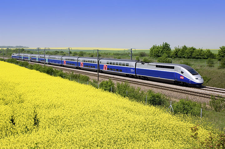 France's TGV