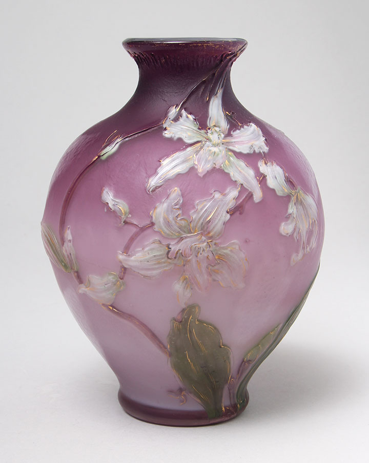 This B&S Orchids vase is one of a number of great new items