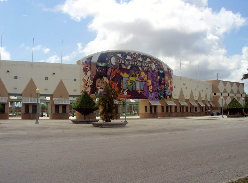 Miami-Dade County Fair & Exposition Center