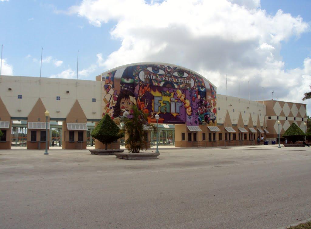 Miami-Dade County Fair & Exposition Center