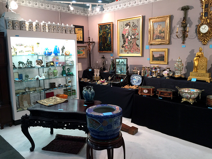Butler & Butler are one of the fine dealers at the show