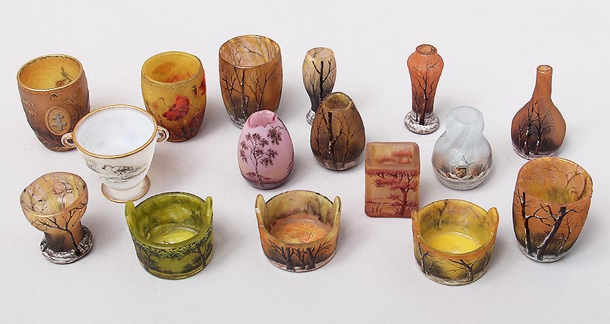 Heres Why Daum Nancy Miniature Vases Are Treasures Worth Owning