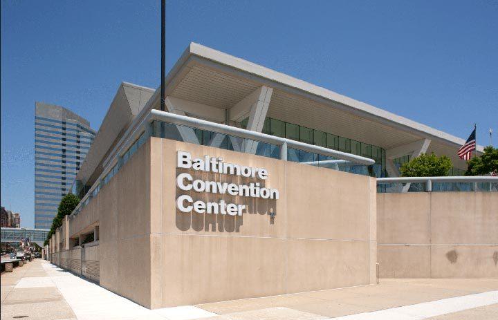 Baltimore Convention Center 2