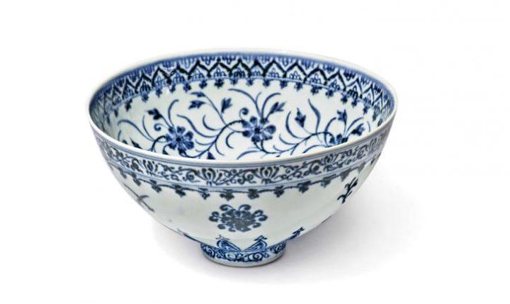 ming bowl sothebys